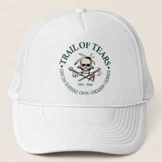 Trail of Tears Trucker Hat