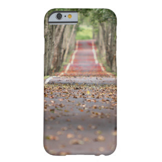 Trail of Trees Running Path Barely There iPhone 6 Case