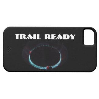 Trail ready, pressure stove iPhone SE/5/5s case