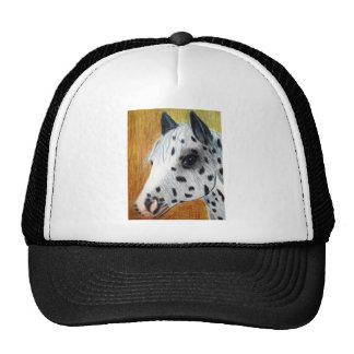 """Trail Ride"" Appalloosa Horse Trucker Hat"