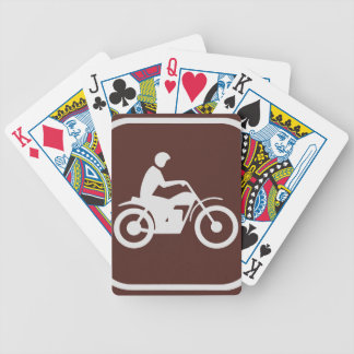 Trail Rider Playing Cards