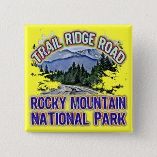 Trail Ridge Road Rocky Mountain National Park Button