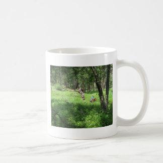 trail riding french creek coffee mug