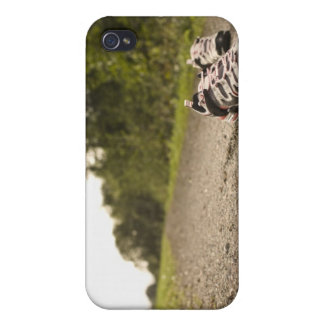 Trail Running iPhone 4 Case