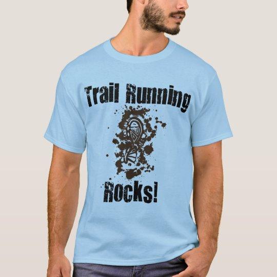 Trail Running Rocks T-Shirt