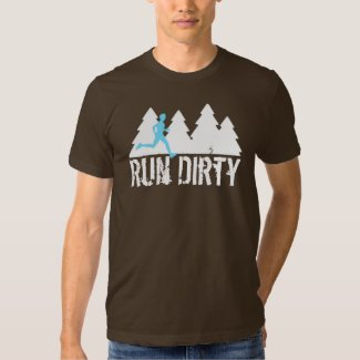Trail Running shirt - Run Dirty