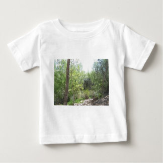 Trail Through the Trees Baby T-Shirt