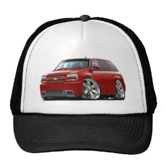 Trailblazer Red Truck Trucker Hat