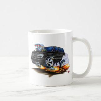 Trailblazer SS Black Truck Classic White Coffee Mug