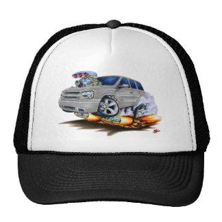 Trailblazer SS Silver Truck Trucker Hat