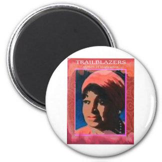 Trailblazers- Women of Inspiration 2 Inch Round Magnet