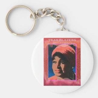 Trailblazers- Women of Inspiration Basic Round Button Keychain