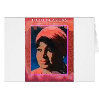 Trailblazers- Women of Inspiration Card