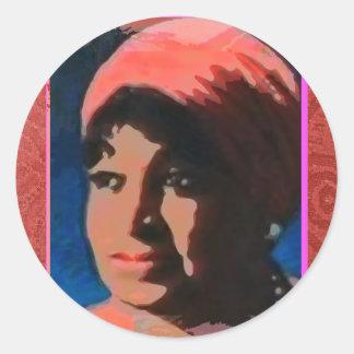 Trailblazers- Women of Inspiration Classic Round Sticker