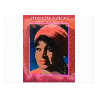 Trailblazers- Women of Inspiration Postcard