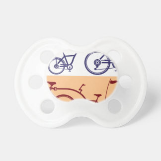 Trailer cycle. Bicycle attachment. Co-pilot Pacifier