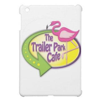 Trailer Park Cafe Logo Products iPad Mini Covers