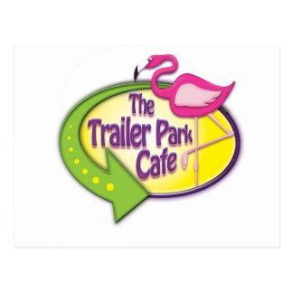 Trailer Park Cafe Products Postcard
