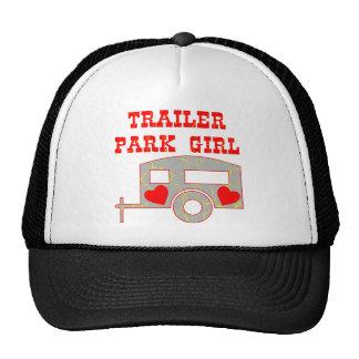 Trailer Park Girl Mesh Hats