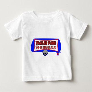 Trailer Park Heiress Baby T-Shirt