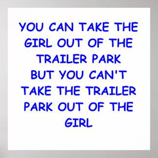 trailer park poster