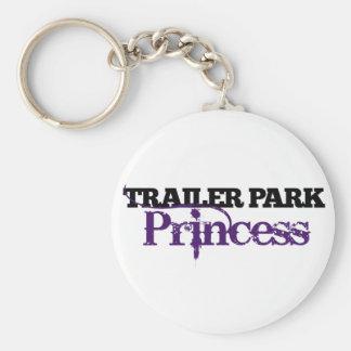 Trailer Park Princess cutie Keychain