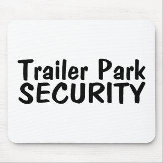 Trailer Park Security Mouse Pad