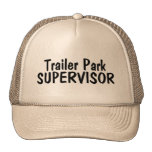 Trailer Park Supervisor Trucker Hat
