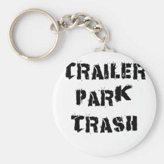 Trailer Park Trash Key Chain