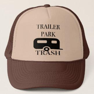 Trailer Park Trash Trucker Hat