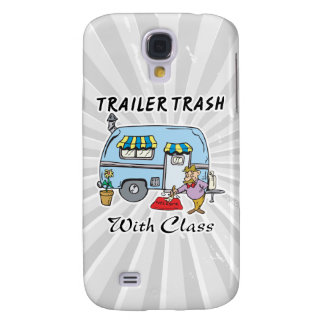 trailer park trash with class samsung s4 case