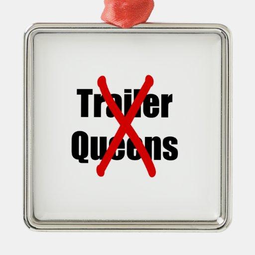 Trailer Queens Christmas Ornaments