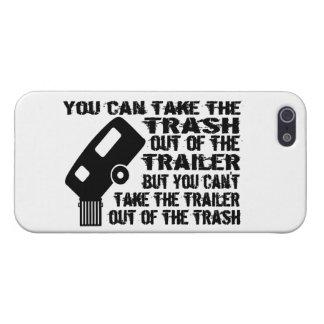 Trailer Trash Case For iPhone SE/5/5s
