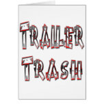 Trailer Trash Greeting Cards