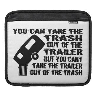 Trailer Trash iPad Sleeve