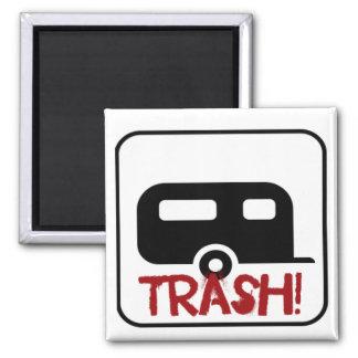 Trailer Trash Magnet