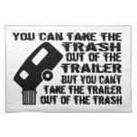 Trailer Trash Placemats