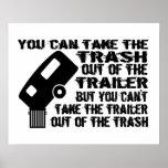 Trailer Trash Poster