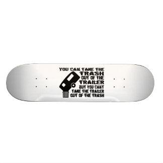 Trailer Trash Skateboard