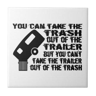 Trailer Trash Tile