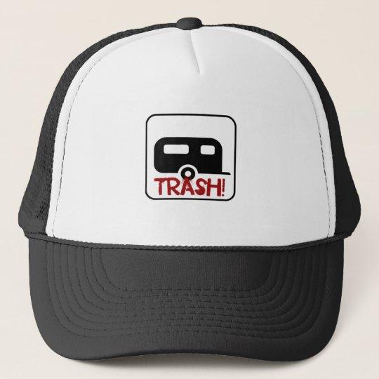 e079febfbc2 Trailer Trash Trucker Hat