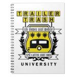 TRAILER TRASH UNIVERSITY JOURNAL