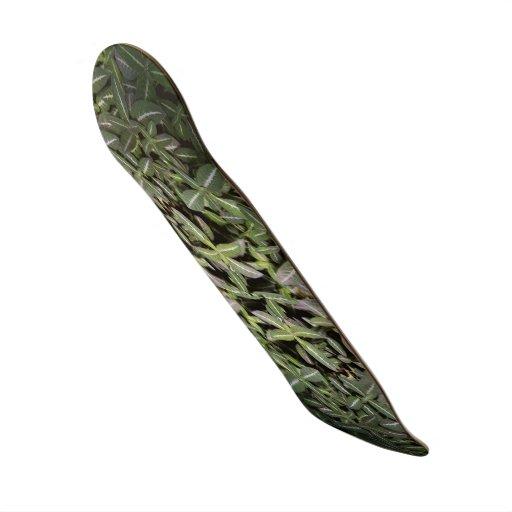 Trailing Velvet Plant Skateboard