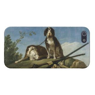 Traílla del en de Perros iPhone 5 Protector