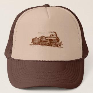 Train 03 - Walnut Brown Trucker Hat