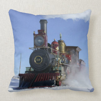 Train 13-16 Image Options Pillow