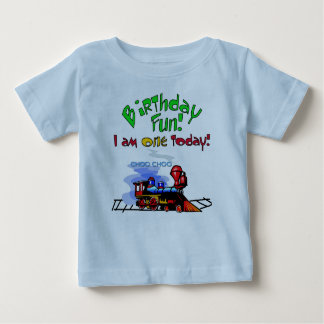 Train 1st Birthday Tshirts and Gifts