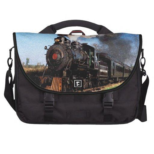 Train 2 Laptop Bags