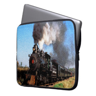 Train 2 Laptop Sleeves