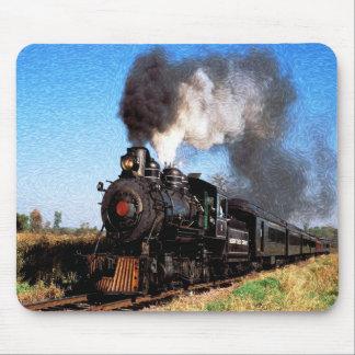 Train 2 Mousepad